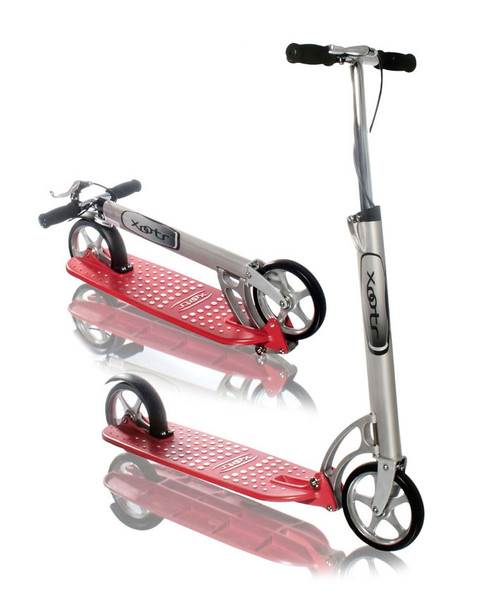 xootr MG red adult kick scooter